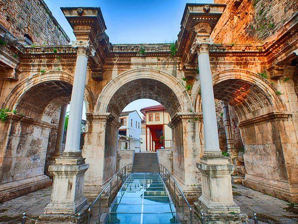 Image result for hadrian gate high resolution