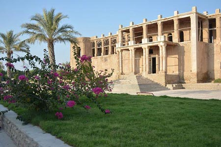 King Mansion Bushehr