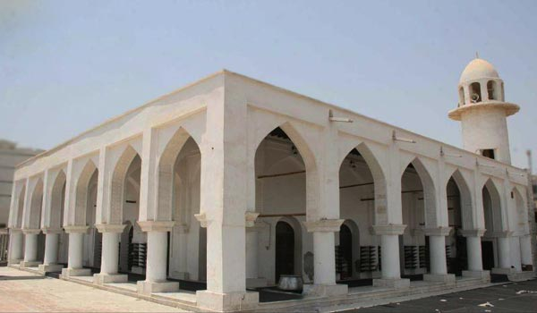 The Galedari mosque