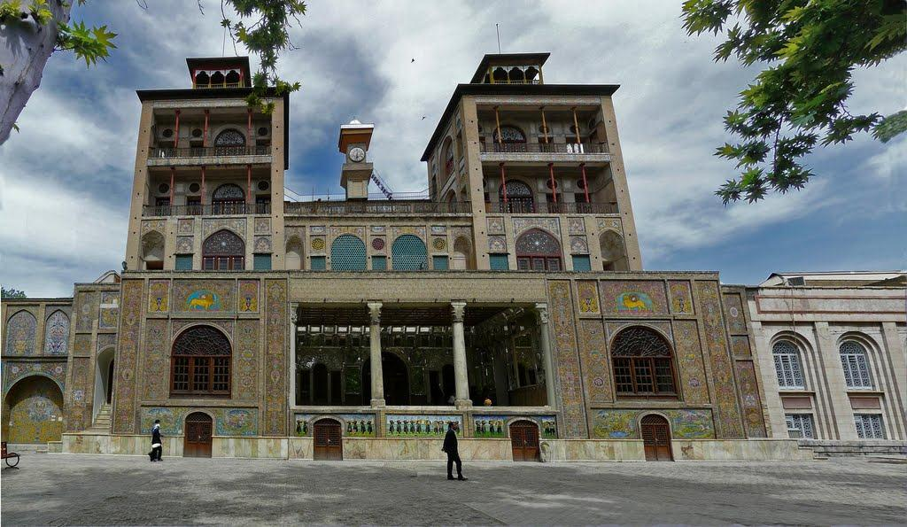 Shams Olemareh Palace