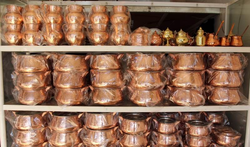 Zanjan Copper work