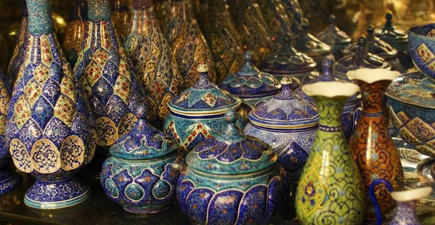 Isfahan crafts price
