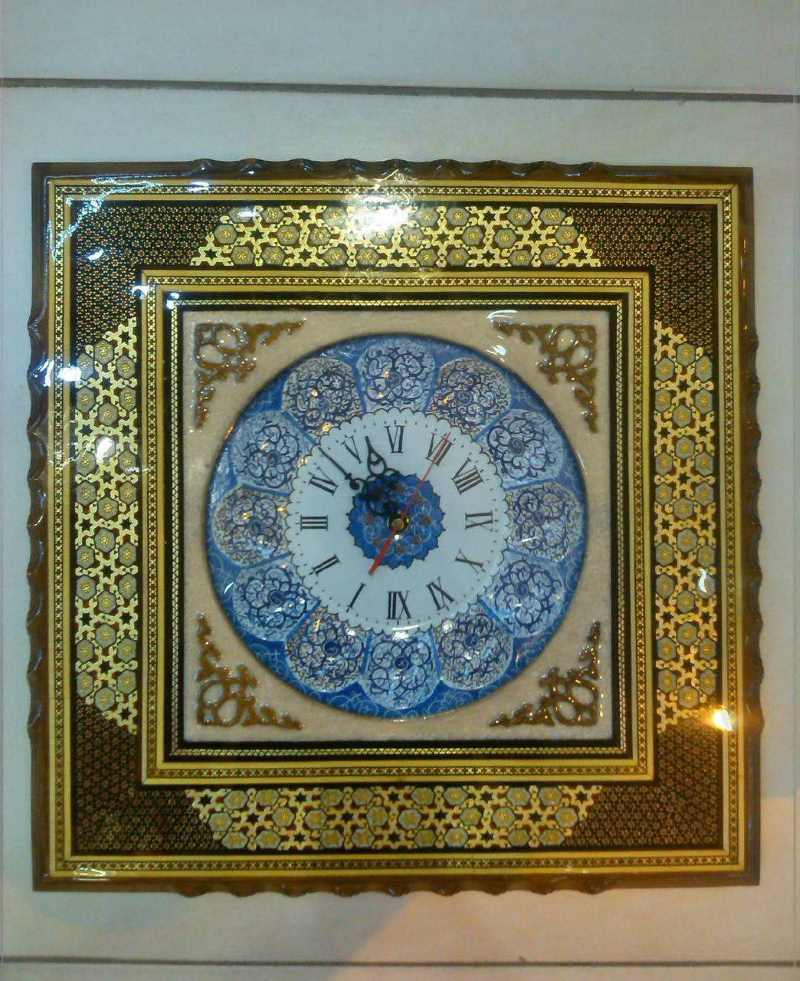 purchasing/ buying Khatam clock