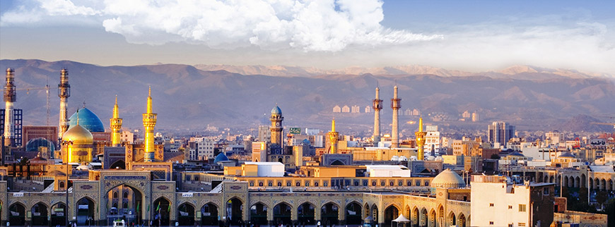 Mashhad Iran Popular Points