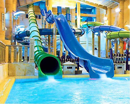 Mashhad Water Park + Photos