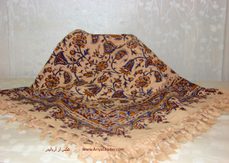 Direct supply tablecloth ghalamkar|size 100*100