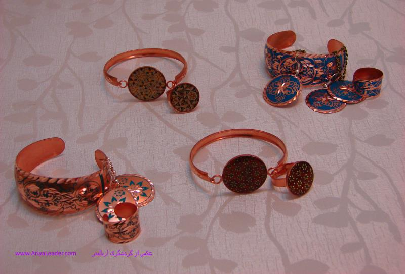 Copper Jewelries