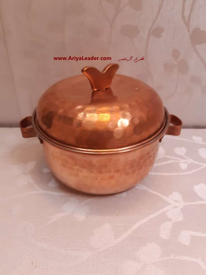 Copper pot for the baby|The best container for baby food ?